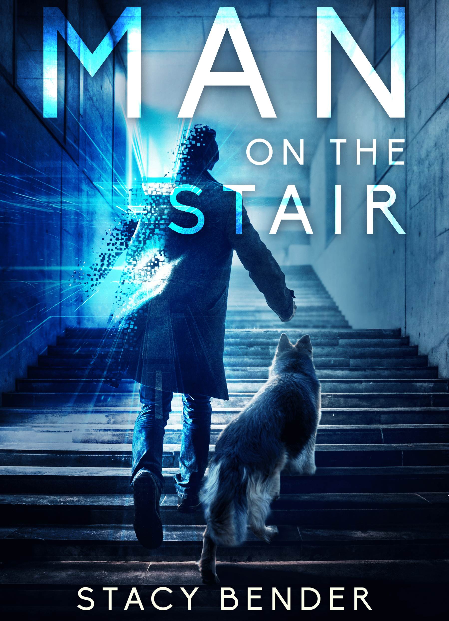 Man on the Stair