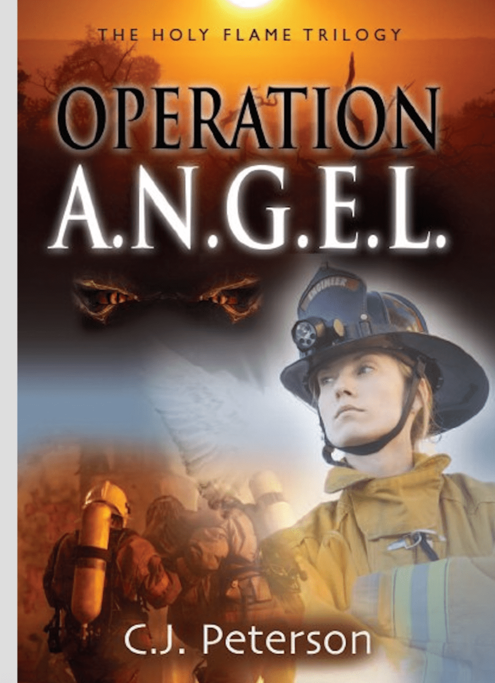 Operation A.n.g.e.l. (book 2, The Holy Flame Trilogy)