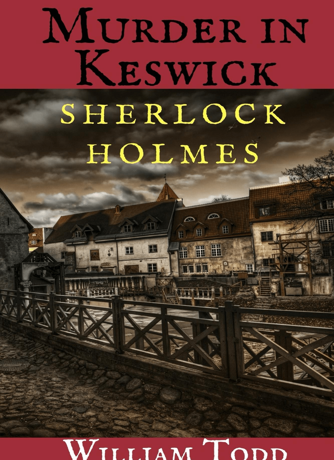 Murder in Keswick: A Sherlock Holmes Mystery
