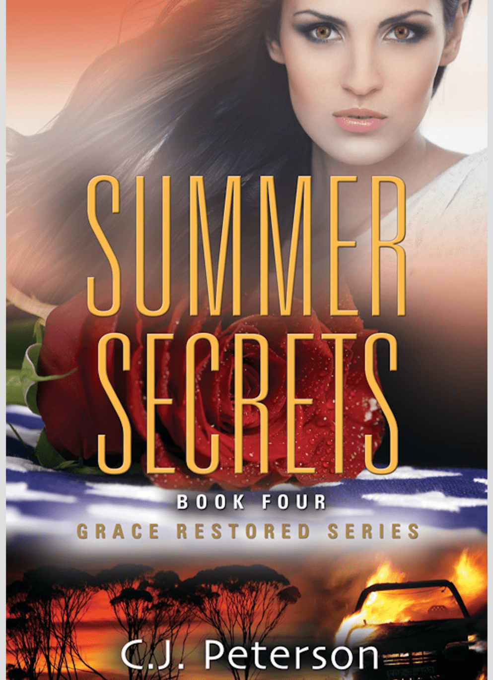 SUMMER SECRETS (Book 4, Grace Restored Series)