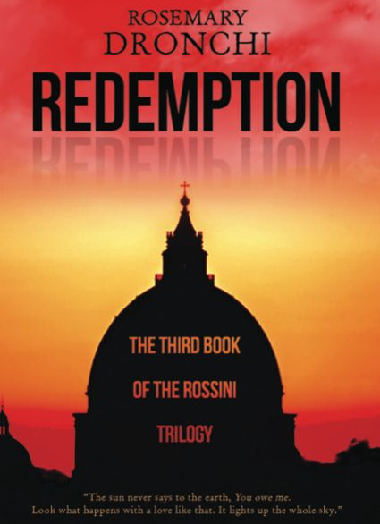 Redemption: Third book of The Rossini Trilogy