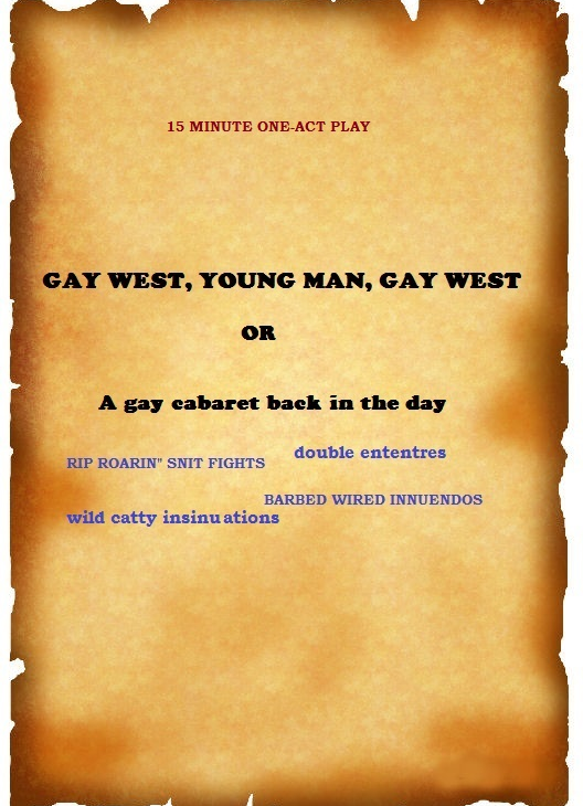 Gay West, Young Man, Gay West
