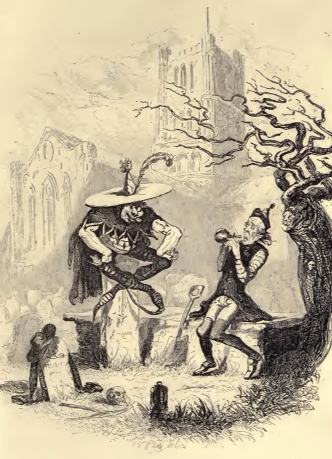 A forgotten Dickens, The Goblins Who Stole a Sexton