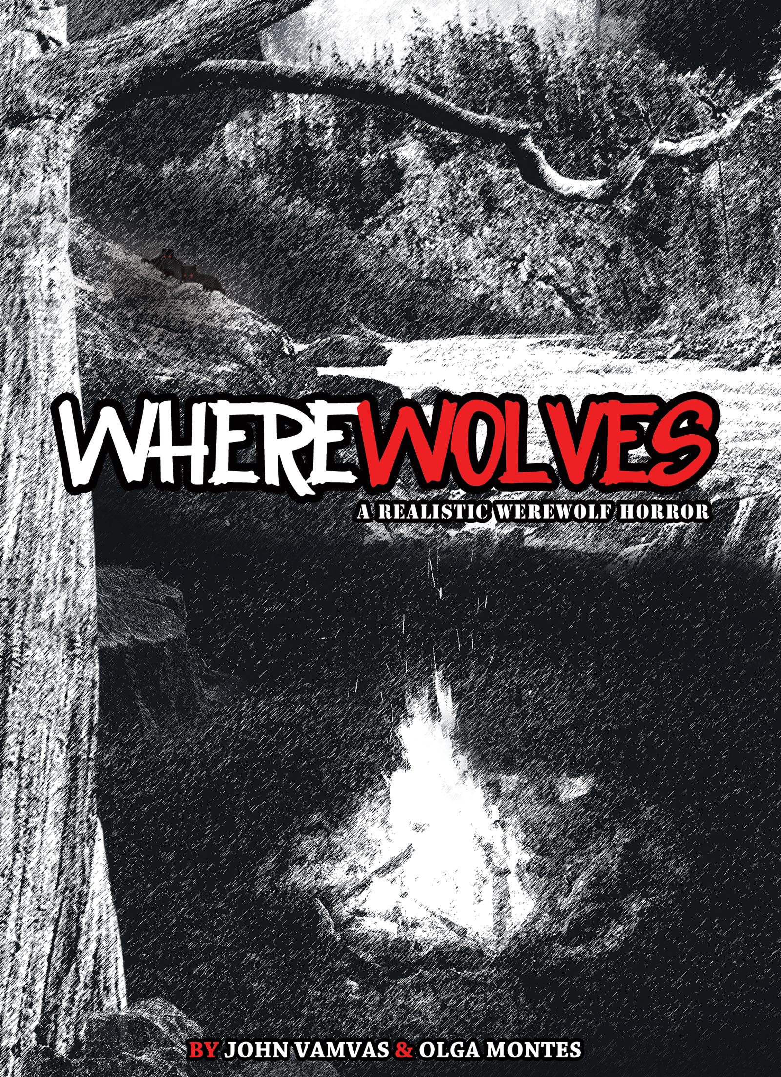 WHEREWOLVES: A Realistic Werewolf Horror