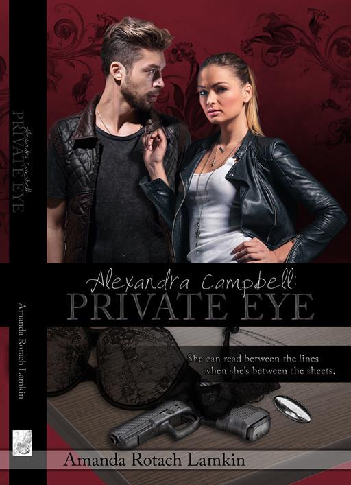 Alexandra Campbell: Private Eye