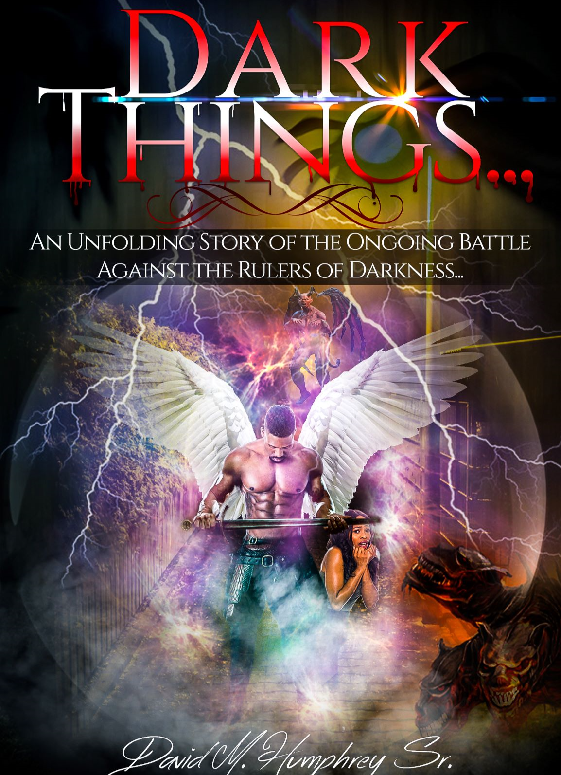 Dark Things...2nd Edition