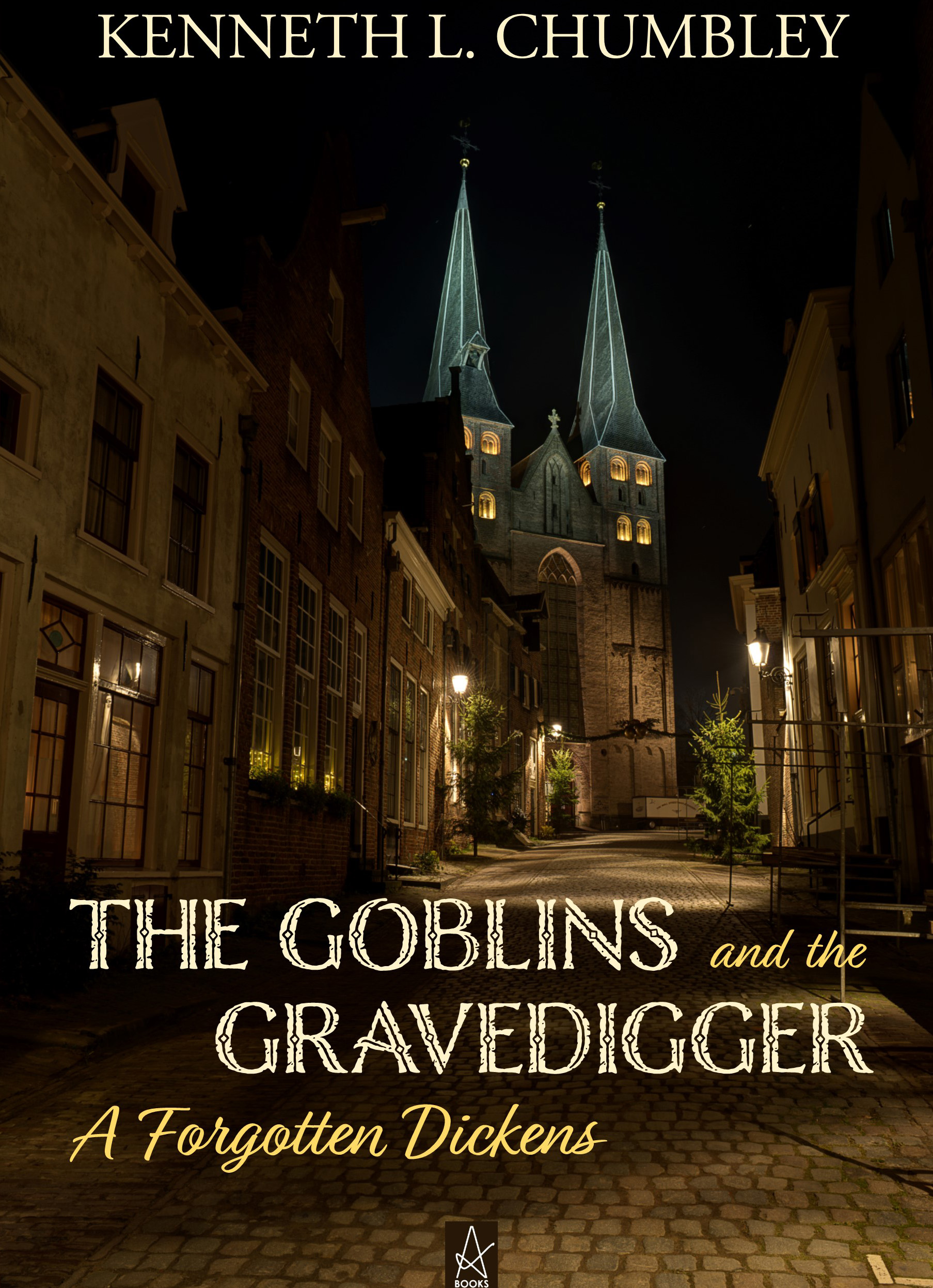 The Goblins and the Gravedigger, a forgotten Dickens